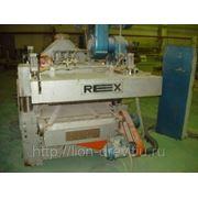 Четырехсторонний строгальный станок REX HOMS-760 (A-DA-VA) фото