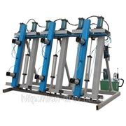 Прессы пневмогидравлические для склеивания бруса VESP 3000_1350-250; 6000_1350-250; 12000_1350-250 фото