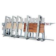 Пресс для склейки бруса STROMAB SL1-6000 фото