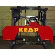 Пилорама ленточная «Кедр-4Б» (бензиновая) фото