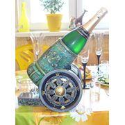 Царь-пушка под шампанское фото
