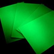 Фото на светящейся бумаги