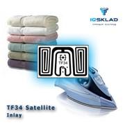 Самоклеющаяся RFID-метка TF34 SATELLITE фото