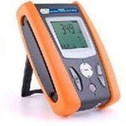 АКЭ-823 - микропроцессорный регистратор - анализатор качества электроэнергии фото