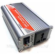 Инвертор автомобильный AVS 1000 Ватт. фото