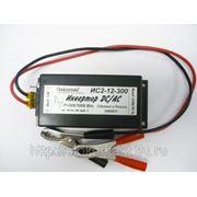 Инвертор ИС2-12-300 Чистый синус (преобразователь напряжения 12 220В, мощность 300Вт) фото