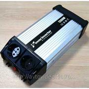 Преобразователь напряжения (инвертор) 12В/220В мощность 1200/2400 Вт фото