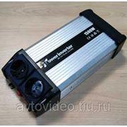 Преобразователь напряжения (инвертор) 12В/220В мощность 1500/3000 Вт фото