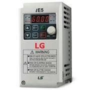 Преобразователь частоты LG, серия iE5 - 0,1 фото