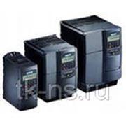 6SE6420-2UC21-5BA1 Частотный преобразователь Micromaster 420. фото