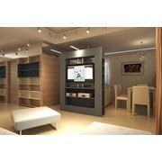 Дизайн интерьера для квартиры и дома из дерева фото