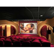 Дизайн интерьера холла кинотеатров
