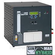 Инвертор МАП SIN «Энергия» Pro HYBRID 24В 9кВт фото