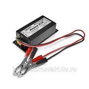 Инвертор ИС2-75-300 Чистый синус (преобразователь напряжения 75-220В, мощность 300Вт) фото