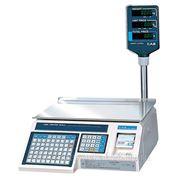 Весовое оборудование - Весы CAS фото
