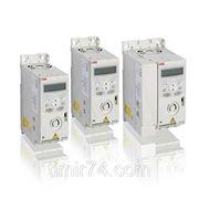 ABB Преобр. частоты ACS55-01E-01A4-2, 0.18 кВт, 220В, 1ф, IP20, фильтр(68878331) фото