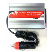 Инвертор автомобильный AVS 150 Ватт фото