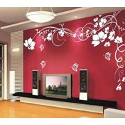 Декорирование стен фото