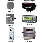 Динамометр электронный растяжения ДОР -3-2000 И (3) R320 фото