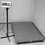 Платформенные весы от 60 до 300 кг фото