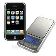 Карманные весы электронные в виде iPhone P228 0.01-200г фото