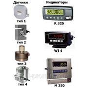 Электронные динамометры сжатия ДОС-3-И фото