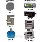 Электронный динамометр универсальный ДОУ-3-И фото