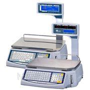 Весы с печатью этикеток Acom NETS фото