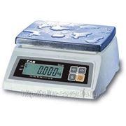 Весы электронные влагозащищенные CAS SW-W