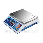 Торговые электронные весы Mercury M-ER 322С - 15.2