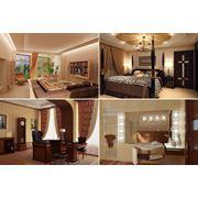 Дизайнерские услуги интерьера квартир