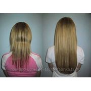 Курсы наращивания волос фото