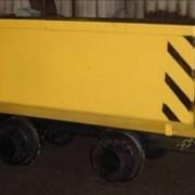 Вагонетка шахтная ВГ 2,2-750 фото