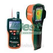 Extech MO290-RK1 Комплект для контроля влажности в помещении и материалах
