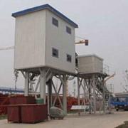 Заводы бетонные HZS90 фото