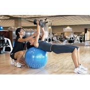 Фитнес-инструктор фото