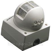 DM SUP 001. Датчик движения, угол 360 градусов, диаметр 6 м, потолочный монтаж. фото