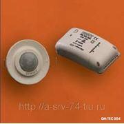 DM TEC 004. Датчик движения, угол 360 градусов, диаметр 6 м, радиоканал, монтаж в фальшпотолок, + 10 доп. сенсоров. фото