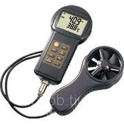Термоанемометр AV9201 фото