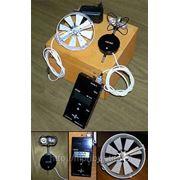 Анемометр АП 1 электронный с 2-мя датчиками ( до20 м/c) фото