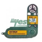 Extech 45158 - Мини термоанемометр фото