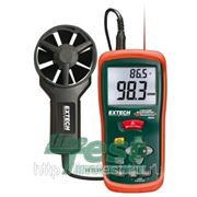 Extech AN200 - Термоанемометр CFM/CMM + ИК термометр фото