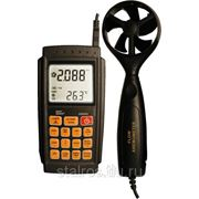 Цифровой анемометр Smartsensor AR856A.Измеряет объем потока воздуха фото