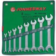 Набор рожковых ключей jonnesway w25108s фото