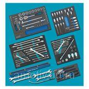 Набор инструментов для коммерческих автомобилей HAZET 0-22/128 фото
