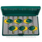 Набор ключей мини torx expert для точных работ т6 - т20 kraftool 27440-h6 фото