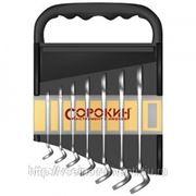 Набор накидных ключей с изгибаемой головкой сорокин 1.49 фото
