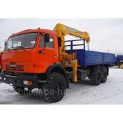КАМАЗ-43118-1999+SOOSAN SCS736 с нижним управлением фото