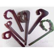 Ключи трубные шарнирные и цепные фото