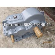 Редуктор крановый РЦД400-40-11 М фото